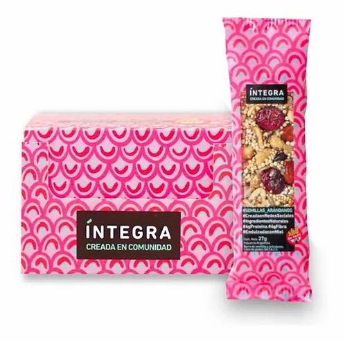 Integra - Barra Sin TACC - Semillas y Arándanos