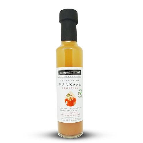 PampaGourmet - Vinagre Orgánico de Sidra de Manzana