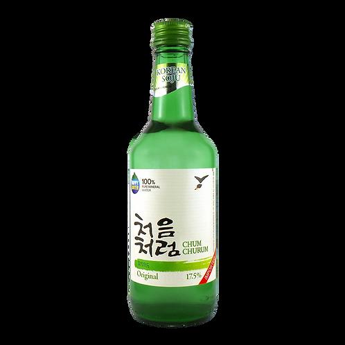 Soju - Sabor Original - Bebida Alcohólica Coreana