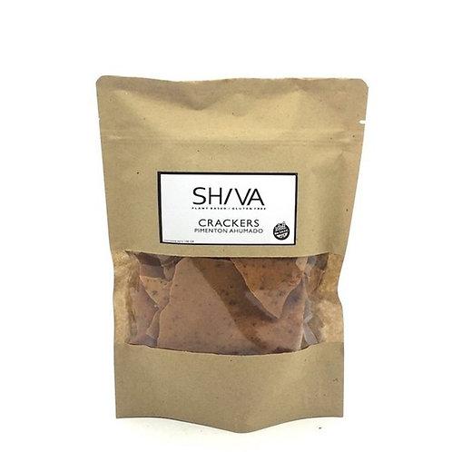 Shiva - Crackers de Pimentón Ahumado