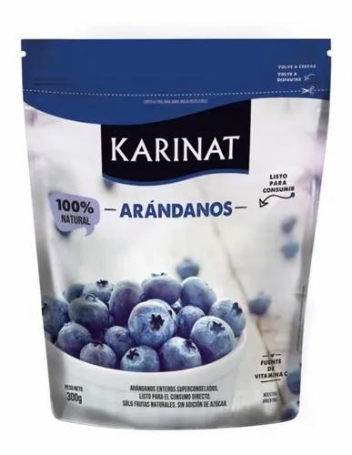Karinat - Frutas Congeladas - Arándano