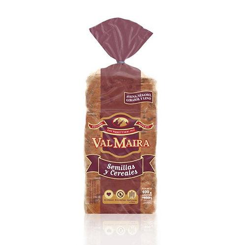 Val Maira - Pan de Semillas y Cereales
