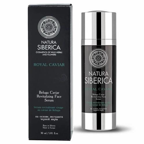Natura Siberica - Serúm Facial - Línea Royal Caviar