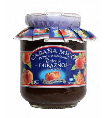 Cabaña Mico - Dulce de Durazno