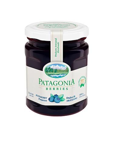 Patagonia Berries - Dulce de Arándanos