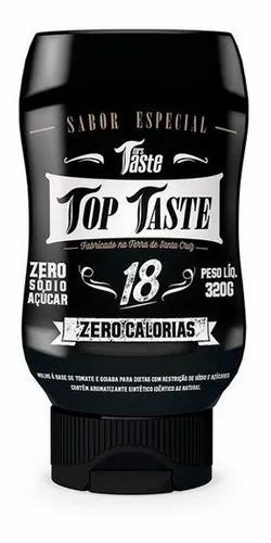 Mrs. Taste - Salsa Top Taste Especial