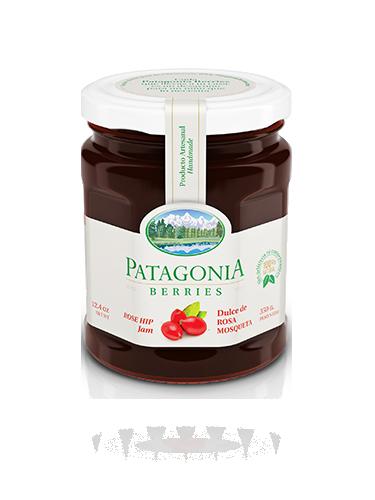 Patagonia Berries - Dulce de Rosa Mosqueta