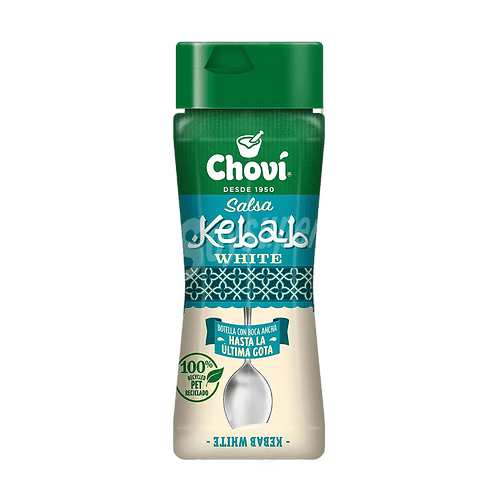 Choví - Salsa Kebad White