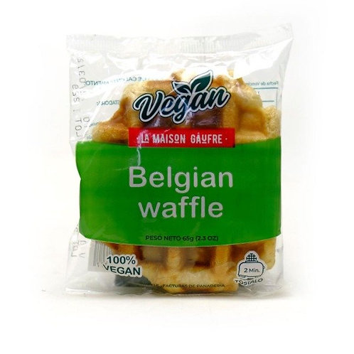 La Maison Gau - Waffle 100% Vegano