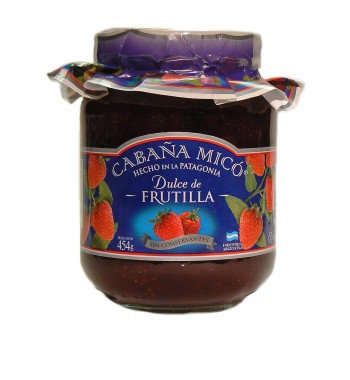 Cabaña Mico - Dulce de Frutilla