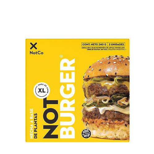 NotCo - Hamburguesa XL a Base de Arveja