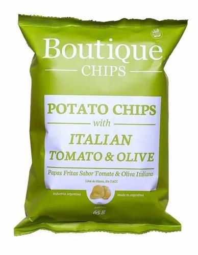 Boutique - Chips de Papa - Tomate y Oliva