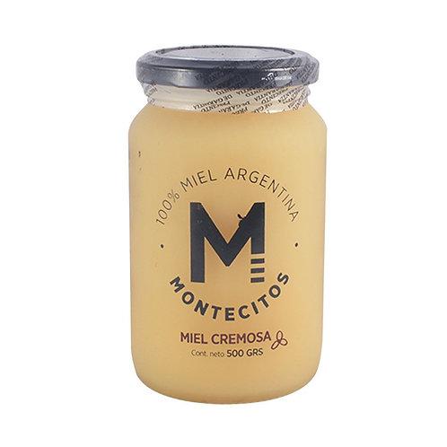 Montecitos - Miel Cremosa