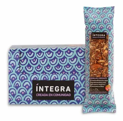 Integra - Barra Sin TACC - Chocolate