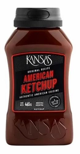 Kansas - Aderezo Ketchup