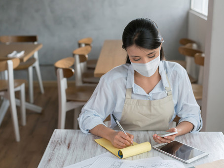 Writing a Post-Pandemic Business Plan