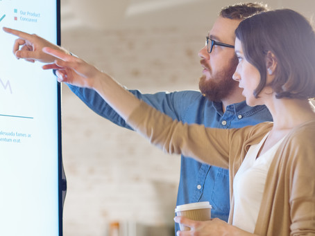 Enhance Collaboration in Small Businesses with Smart Boards