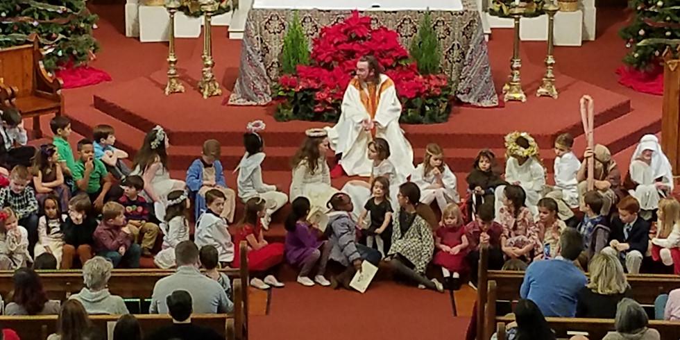 Christmas Eve Family Mass