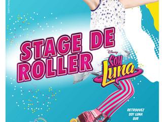 21 avril 2018 : Stage roller soy luna