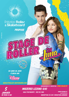 05 Janvier 2019 : Stage roller soy luna