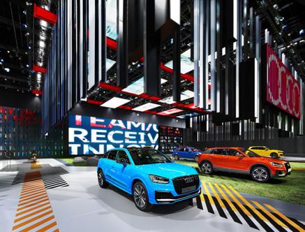 Audi Shanghai concept