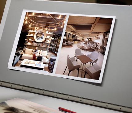 Nespresso interiors Concept
