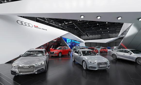 Audi Shenzhen 2019