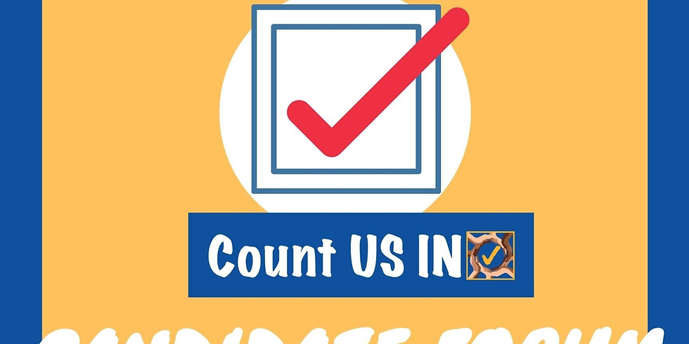 Count US IN Candidate Forum
