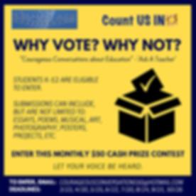 Why vote_ Why not_ Social Media & Digita