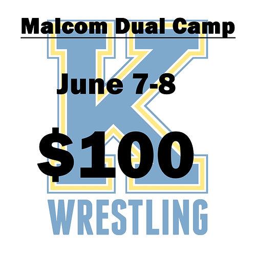 Malcom Dual Camp - 2021