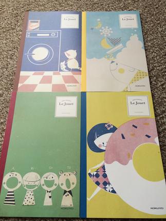 JAPAN illustrator × KOKUYO