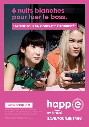 HAPPE ENGIE Advertising