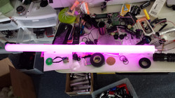 Messy Prototyping Bench