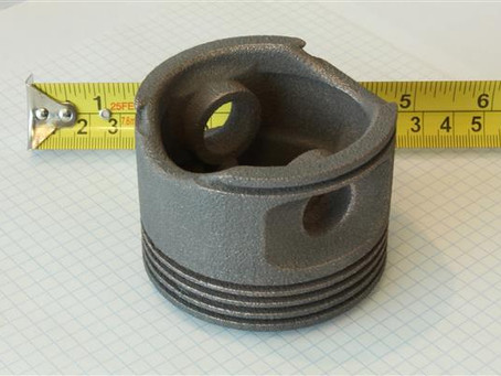 Congratulations to Iro3d, for pushing the boundaries in affordable, recycled metal 3D printing!