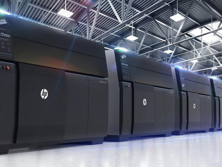 HP launches metal 3D printing technology