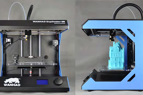 Wanhao Duplicator 5S Mini - PROFESSIONAL SYSTEM