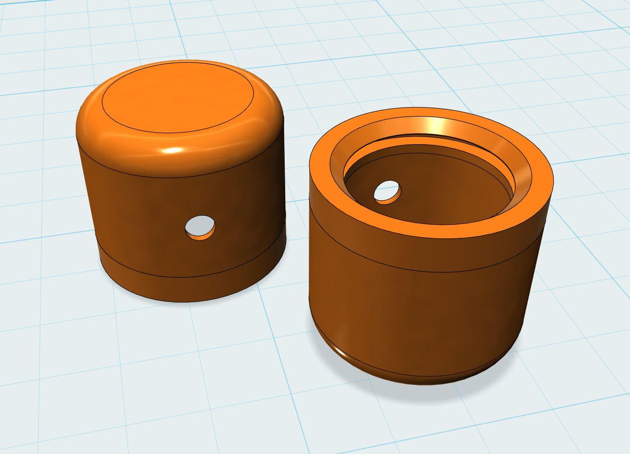 CAD Designed Parts