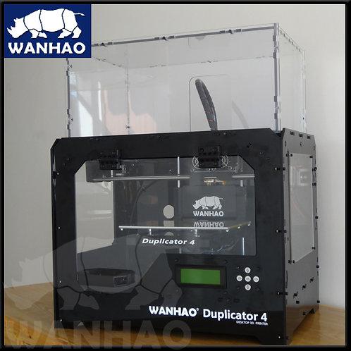 Wanhao Duplicator 4x - Black Acrylic Frame