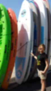 Tiny Paddle Board