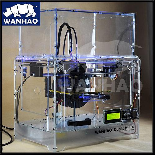 Wanhao Duplicator 4x - Clear Acrylic Frame