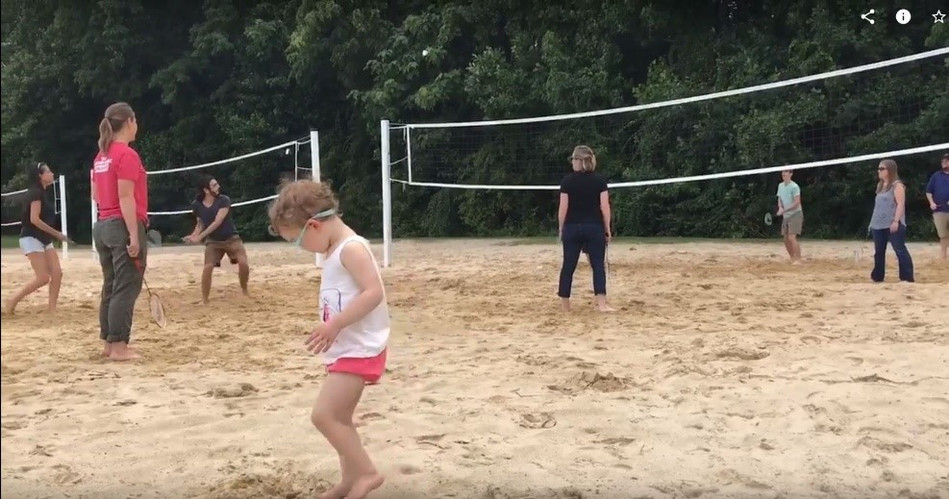 Summer Picnic & Beach Badminton