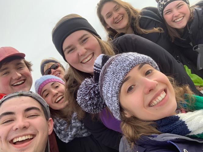 Environmental Mission Trip - Jersey Shore