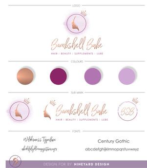 Branding Bombshell Babe