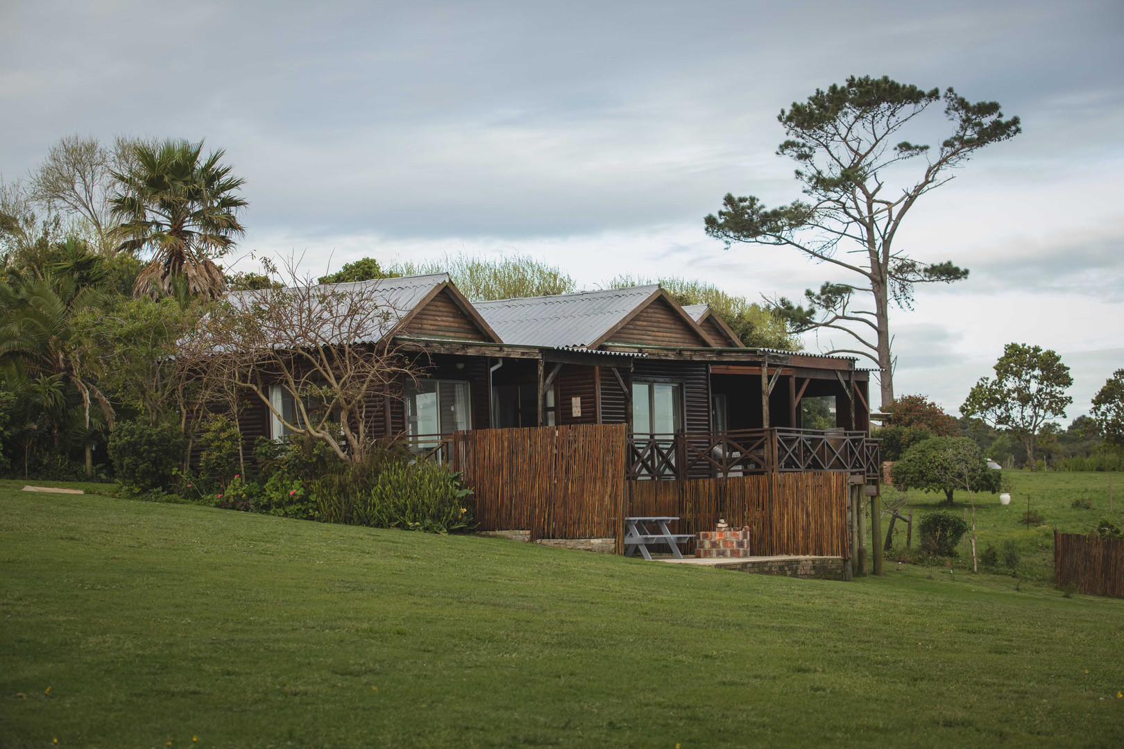 Family Lodge Exterior