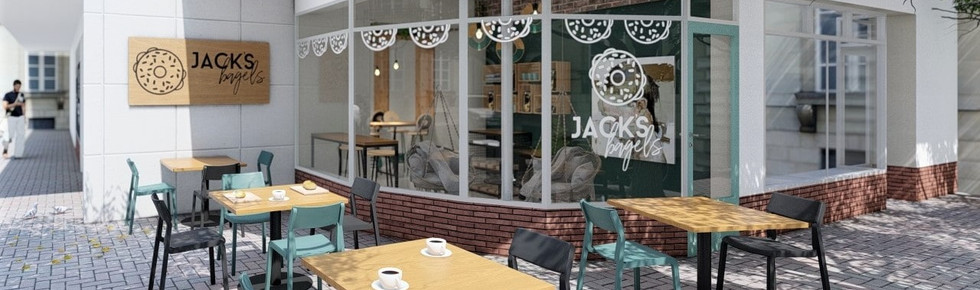 Jacks Bagels Stellenbosch