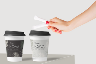 Terra Nova coffee cups