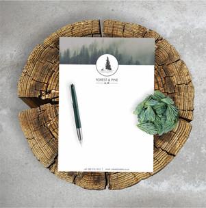 Branding Forrest & Pine