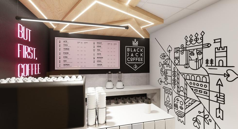 Black Jack coffee