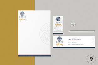 Botree Africa corporate branding