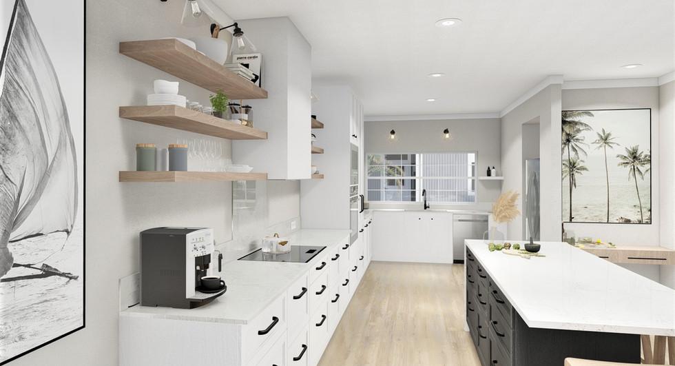 Kitchen option1